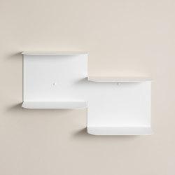Delo Lindo Estantes De Pared Blancos | Estantería | Teebooks
