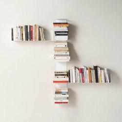 Estantería Chicane - Biblioteca De Diseño | Estantería | Teebooks