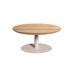 T-table Coffee table dia90 - H35 | Coffee tables | Tribù