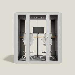Space L Double | Telefonkabinen | MuteDesign®