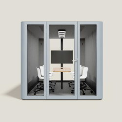 Space XL Conference | Telephone booths | Mute