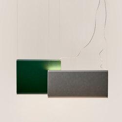 Line | Suspended lights | MuteDesign®