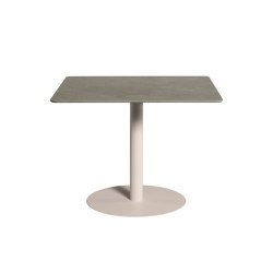 T-Table Dining table 90x 90 - H75 | Tavoli pranzo | Tribù