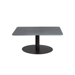T-Table Coffee table 90x 90 - H35 | Coffee tables | Tribù