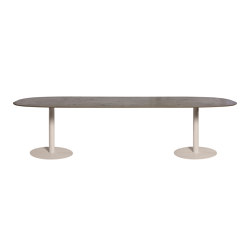 T-Table Dining table 298x 98 - H75 | Dining tables | Tribù
