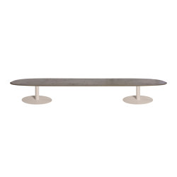 T-Table Coffee table 298x 98 - H35 | Coffee tables | Tribù