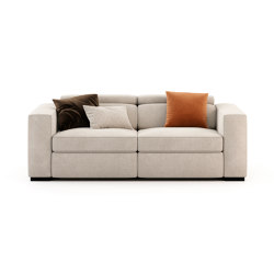 Gold corner sofa | Sofas | Laskasas