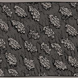 The Oak Leaves (Rugs)   OA3.01.1   200 x 300 cm   Rugs   YO2