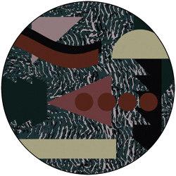 Undulation | UD3.01.2 | Ø 350 cm | Rugs | YO2