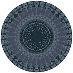 Zodiac | ZO3.01.2 | Ø 350 cm | Rugs | YO2