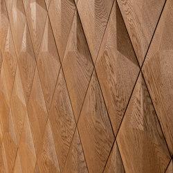 Diamond | Wood tiles | Form at Wood