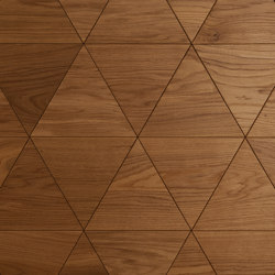 Flat Triangle | Wood tiles | Form at Wood