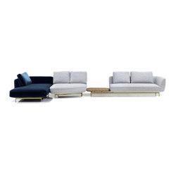 Andes Sofa | Canapés | Wittmann