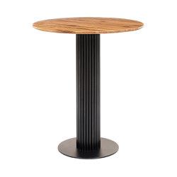 Miles High Table | Tavoli alti | Wittmann