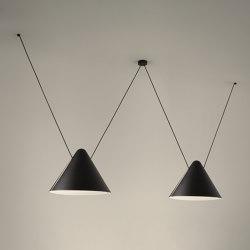Attic | Super Attic Pendant | Suspended lights | LEDS C4