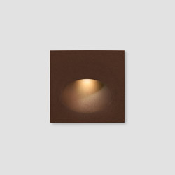 Bat | Outdoor recessed wall lights | LEDS C4