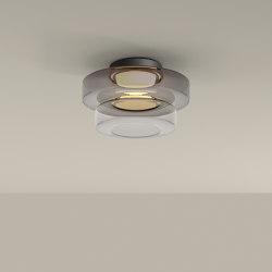 Strata Ceiling | Lampade plafoniere | LEDS C4