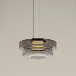 Strata Pendant | Suspended lights | LEDS C4