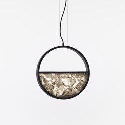 Geometric Circle 1/2 Bottom PC1142 | Suspended lights | Brokis