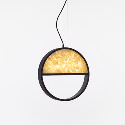 Geometric Circle 1/2 Top PC1141 | Suspended lights | Brokis
