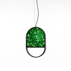 Geometric Oval 2/3 Top PC1144 | Suspended lights | Brokis