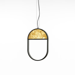 Geometric Oval 1/3 Top PC1147 | Suspended lights | Brokis