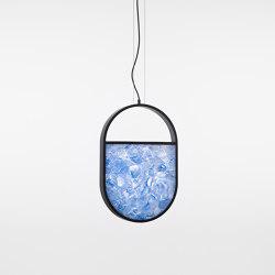 Geometric Oval 2/3 Bottom PC1150 | Suspended lights | Brokis