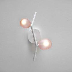 Ivy Wall 2 PC1218 | Wall lights | Brokis