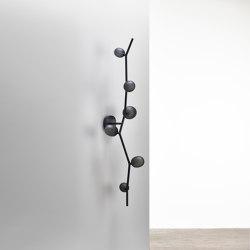 Ivy Wall 6 PC1221 | Wall lights | Brokis