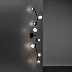 Ivy Wall 8 PC1223 | Wall lights | Brokis