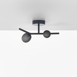 Ivy Ceiling 2 PC1224 | Ceiling lights | Brokis