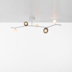 Ivy Ceiling 5 PC1226 | Ceiling lights | Brokis