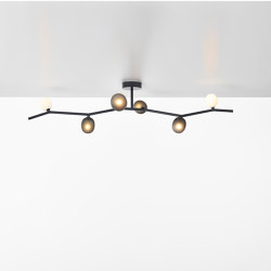 Ivy Ceiling 6 PC1227 | Ceiling lights | Brokis
