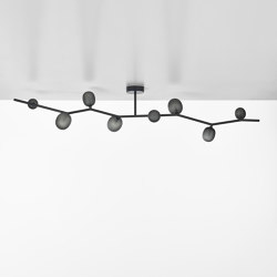 Ivy Ceiling 8 PC1229 | Ceiling lights | Brokis
