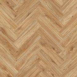 Moduleo 55 Herringbone   Sierra Oak 58346   Synthetic tiles   IVC Commercial
