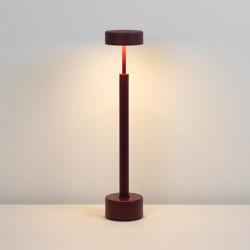 Peak 6760-6761-6762 | Lampade tavolo | Milán Iluminación