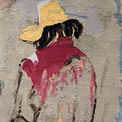 Japanese paintings | Slacker by Jasper Krabbé | Rugs | Frankly Amsterdam