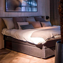 Project Bedlinnen   Private Residence with Cloud Nine by Robin Sluijzer   Bed covers / sheets   Frankly Amsterdam