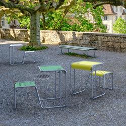 Stella Campus | Tisch-Sitz-Kombinationen | BURRI