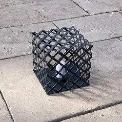 Autonomous lantern | l'X | Outdoor table lights | LYX Luminaires