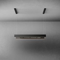 Design | Light | Island 120 cm | Kitchen hoods | Falmec