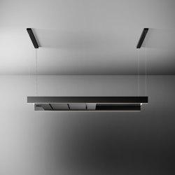 Design | Light | Island 180 cm | Kitchen hoods | Falmec