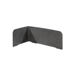 WINEA Flex Up | L-Form | Table accessories | WINI Büromöbel