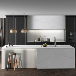 Ethereal Glow | Mineral composite panels | Cosentino