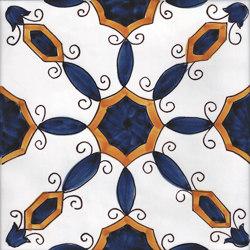 LR CO Agerola blu e arancione | Carrelage céramique | La Riggiola