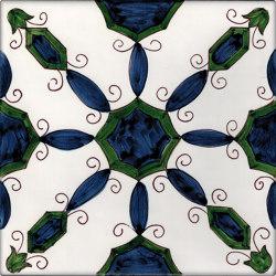 LR CO Agerola blu e verde | Carrelage céramique | La Riggiola