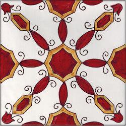 LR CO Agerola rosso e arancione | Carrelage céramique | La Riggiola