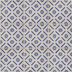 LR CV Antico Vietri Astroni blu | Carrelage céramique | La Riggiola