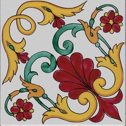 LR PO 41 rosso | Carrelage céramique | La Riggiola