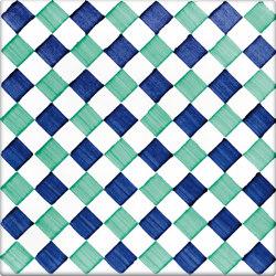 LR CO Dama Obliqua Bicolor 8 | Carrelage céramique | La Riggiola